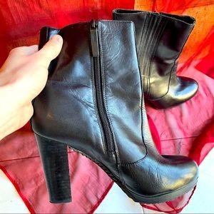 NINE WEST leather 'perusha' boots (8)